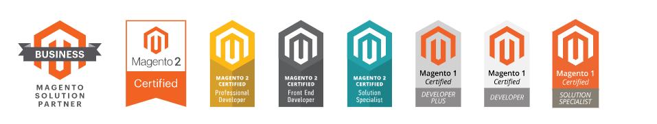 Magento ecommerce certification