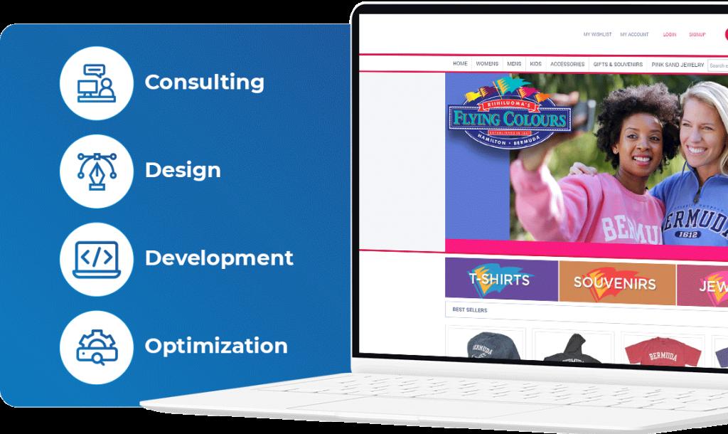 ecommerce development agency